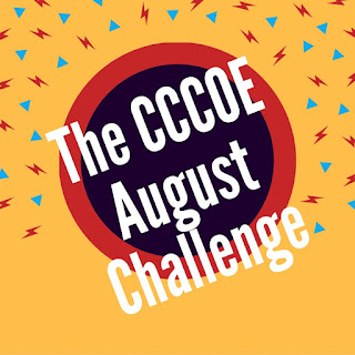 The CCCOE August Challenge