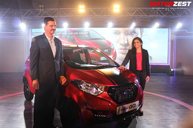 The Limited Edition Datsun Redi-Go Sport Launched In India