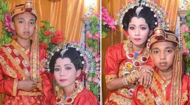 Pernikahan Bocah di Bawah Umur, Hebohkan Masyarakat Sulawesi