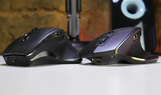 Gaming Mouse, Logitech MX Master 2S Wireless Review