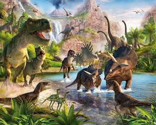 Era Zaman Mesozoikum Beserta Penjelasannya