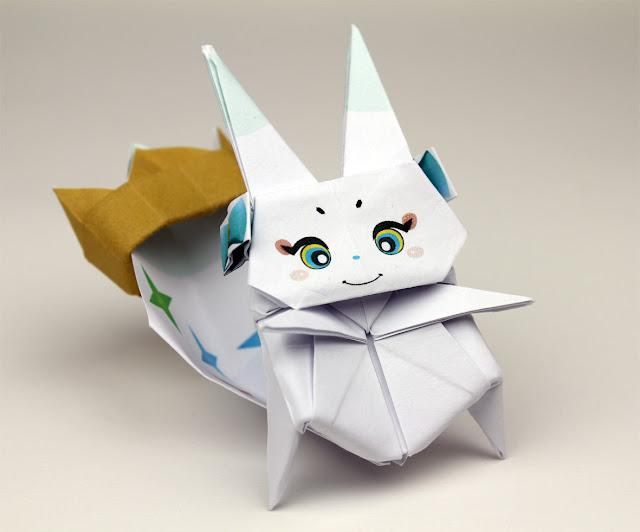 World of Final Fantasy estrena mañana unas guías para hacer figuras de papiroflexia