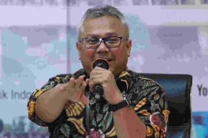 Ketua KPU Anggap Surat Suara Tercoblos di Malaysia Hal Biasa Saja