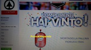 Logo Despar : con ''Vinci e rivinci'' anche tu vinci uno dei 30.000 premi