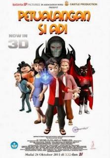 Film Animasi Petualangan si Adi