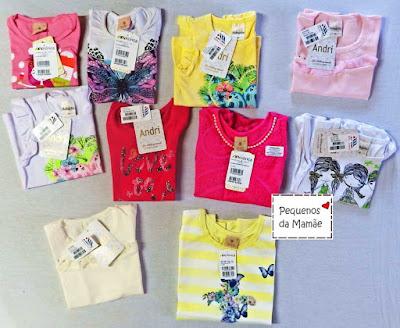 onde comprar moda infantil direto da fábrica para revenda das marcas Andri Malhas, Pop Doo, Moob, Meninó, e Hlerinha
