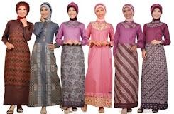 Kiat Memilih Jilbab Muslimah Dengan Kebaya Modern Sesuai Bentuk Tubuh
