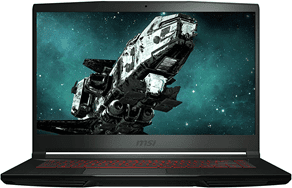MSI GF63 gaming laptop