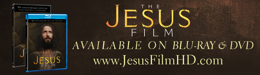 Support The Jesus Film Project!