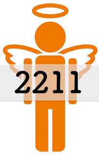 エンジェルナンバー 2211