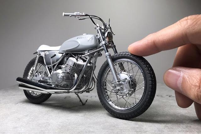 Kota Scale Model 1:12 bike