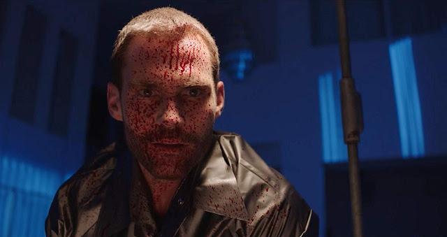 "[Tráiler] ""Bloodline"": Seann William Scott se convierte en un asesino en serie tras nacer su bebé"
