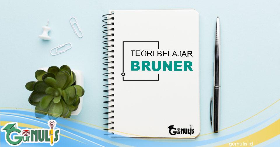 Teori Belajar Bruner dalam Matematika SD - www.gurnulis.id