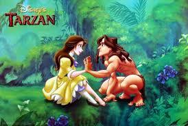 Tarzan Animated Cartoon Wallpaper |