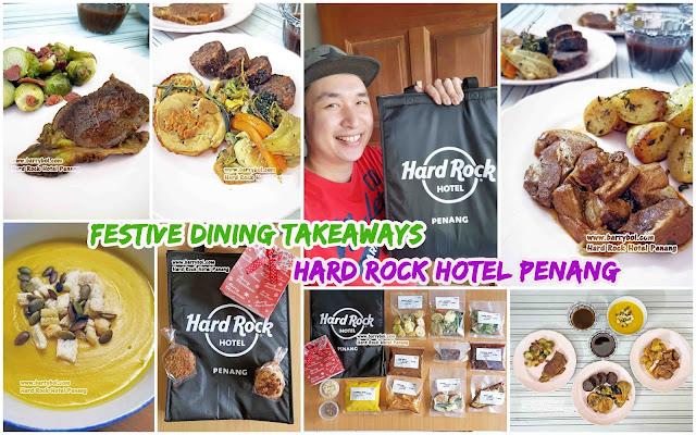 Hard Rock Hotel Penang Christmas Food Buffet Penang Food Blogger Influencer Malaysia www.barryboi.com Penang Hotel
