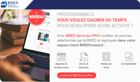 BRED Services Pro+