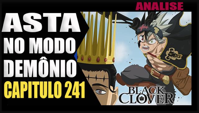 Analise Black Clover 241