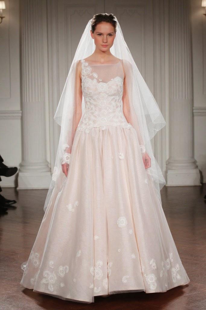 abiti da sposa 2015 Peter Langner e suggerimenti per nozze a tema