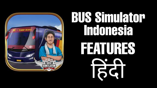Bus Simulator Indonesia Game In Hindi