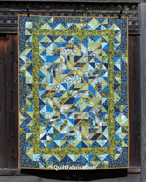 Use It Up quilt