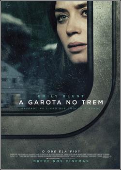 Baixar A Garota no Trem Dublado Grátis