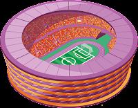 PES 2021 Stadium Baku EURO 2020