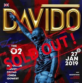 I sold out 02 Arena With Prove - Davido Reveals Denies All Online Rumours
