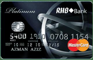 RHB Platinum Credit Card-I Visa