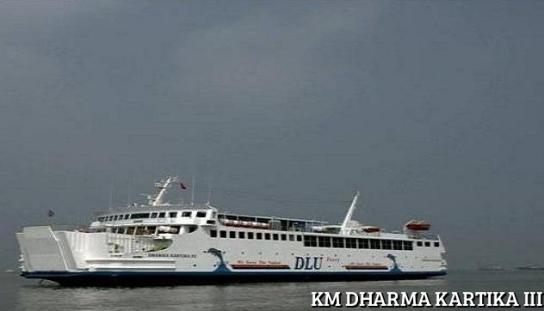 KMP. Dharma Kartika III, Akan Layari Selayar - Makassar