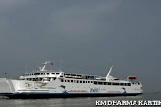 KMP. Dharma Kartika III Akan Layari Selayar - Makassar