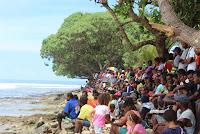 33 Crowd Kumul PNG World Longboard Championships foto WSL Andrew Nichols