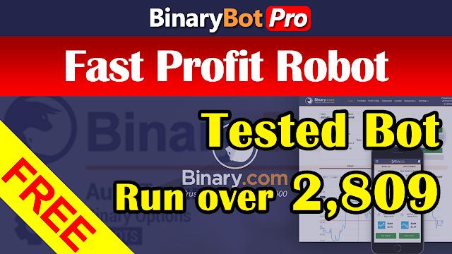 profit a robotok kereskedelméből