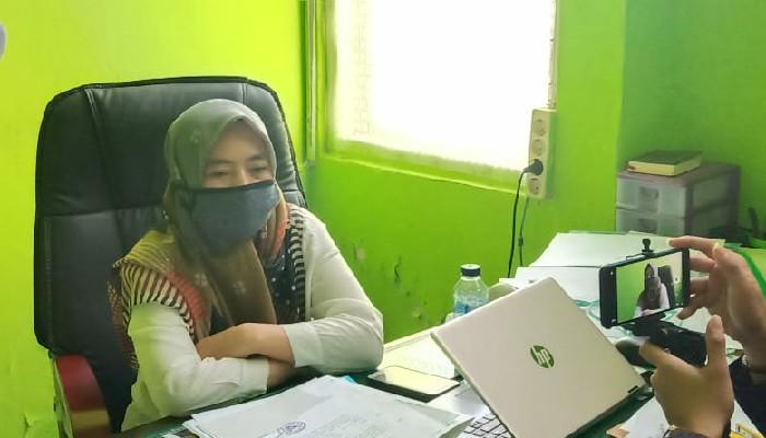 Jabat Plt Kadis Kesehatan, Ini Tantangan drg Arin