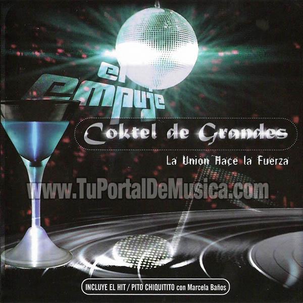 El Empuje - Coktel De Grandes (2008)