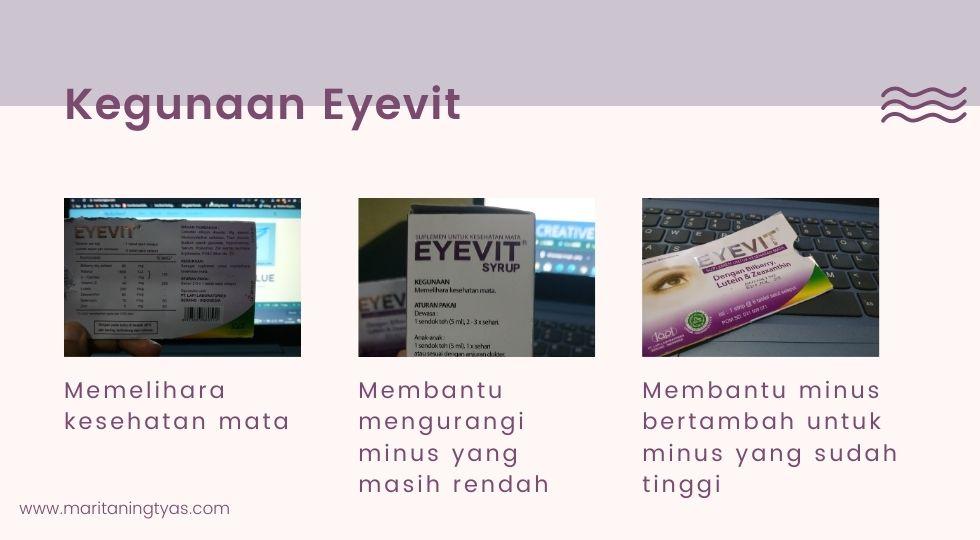 kegunaan eyevit vitamin mata dari lapi laboratories