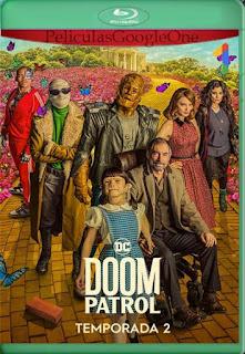 Doom Patrol (2020) Temporada 2 [1080p Web-Dl] [Latino-Inglés] [LaPipiotaHD]