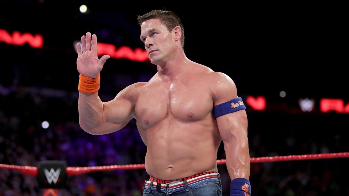 John Cena presta homenagem a Brodie Lee
