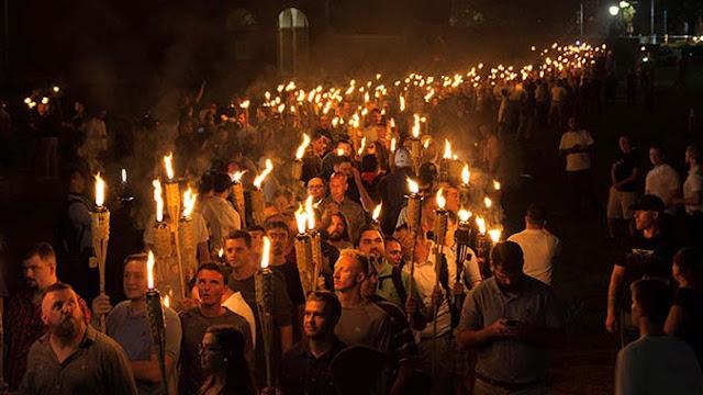 ¿Vuelve el Ku Klux Klan?