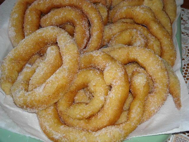 Un sardo in giro dolci di carnevale sardi for Ricette dolci sardi