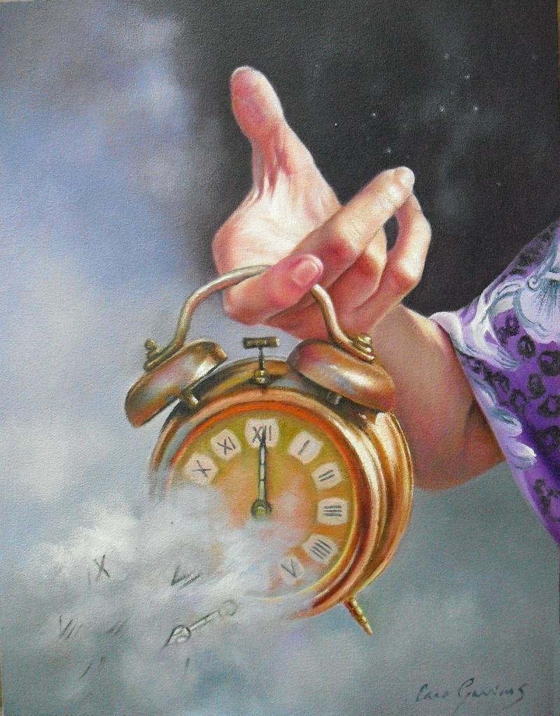 Caro Guarinos El paso del tiempo