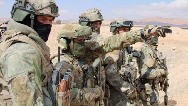 Rusia confirma despliegue de tropas en Idlib de Siria