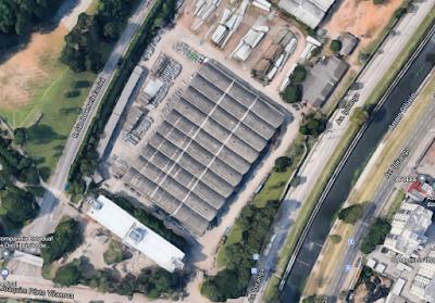 Imagem da Sede da CEEE - Companhia Estadual de Energia Elétrica