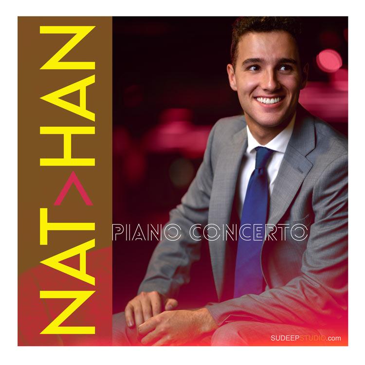 Huron High Music Department Senior Pictures Guys Piano Music SudeepStudio.com Ann Arbor Senior Portrait Photographer