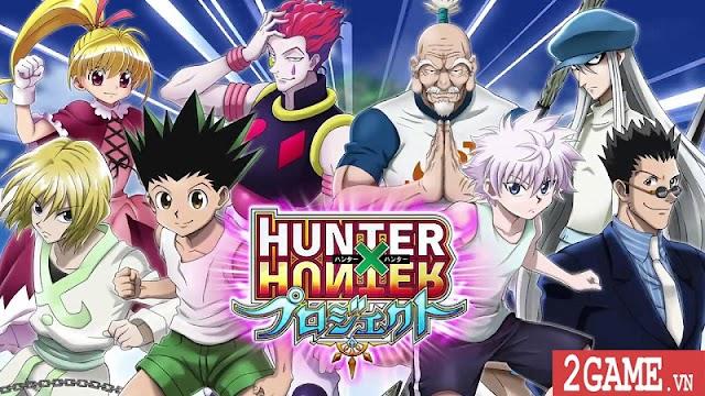 HUNTER×HUNTER グリードアドベンチャー v1.7.0 Mod - Game hành động mobile