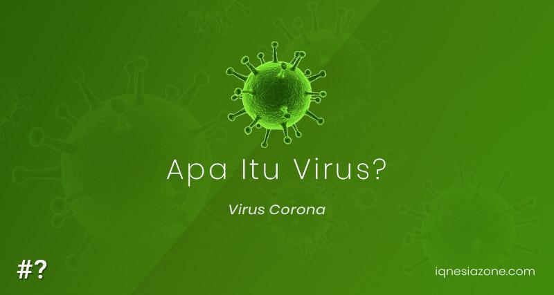 Mengenal Apa Itu Virus
