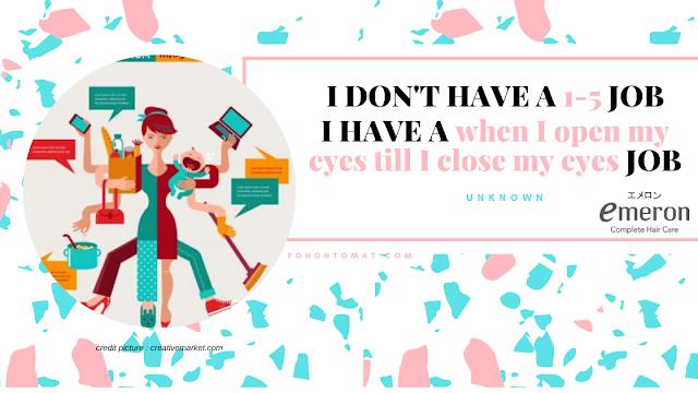 multitasking mom quote