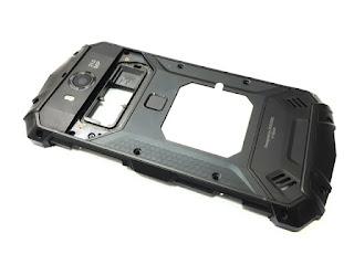 Back Casing Cover Hape Doogee S60 New Original Back Door