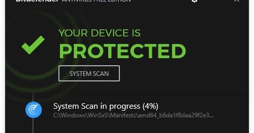 افضل برنامج مكافحة الفيروسات ويندوز 7