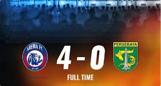 Arema FC vs Persebaya 4-0 Highlight Liga 1 Kamis 15/8/2019