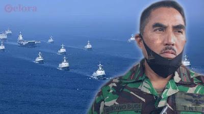 Panglima Operasi Angkatan Udara: Eskalasi di Laut China Selatan Meningkat, Kita Harus Siap